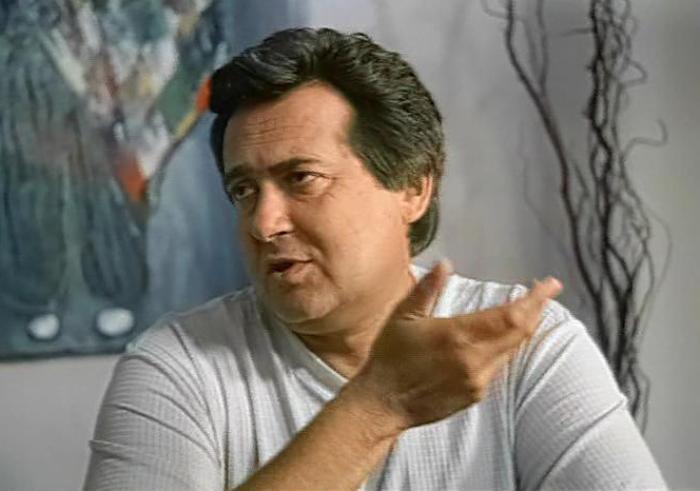 Юрий Стоянов в фильме *Ландыш серебристый*, 2000   Фото: kino-teatr.ru
