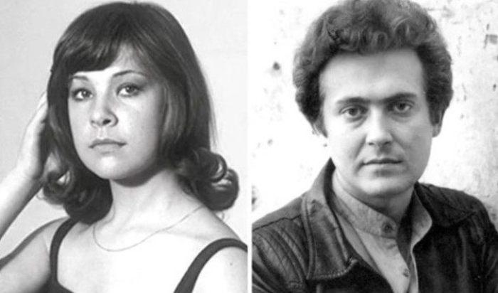 Татьяна Догилева и Юрий Стоянов в студенческие годы   Фото: uznayvse.ru