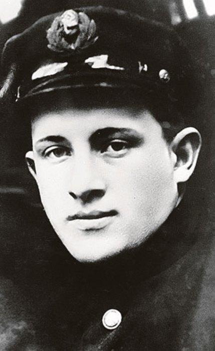 Юрий Андропов, 1936 г.