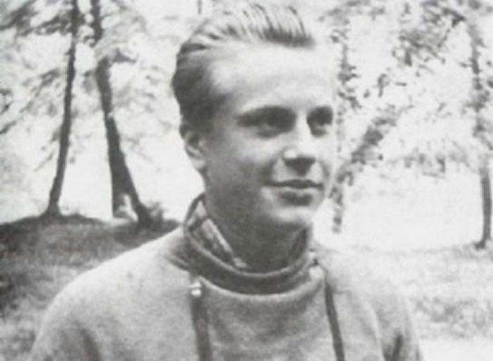Юрий Богатырев в юности | Фото: 24smi.org