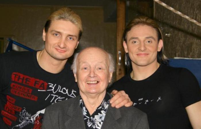 Вальтер Запашный с сыновьями Эдгардом и Аскольдом | Фото: 24smi.org