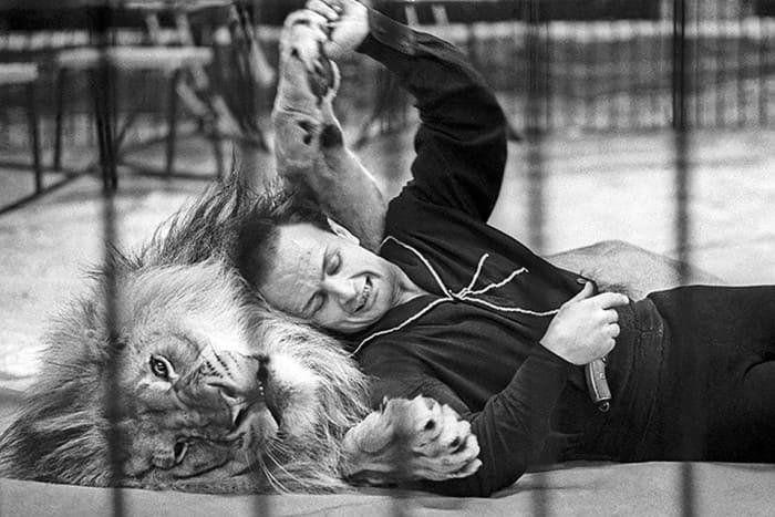 Вальтер Запашный, которого называли *неукротимым укротителем* | Фото: kp.ru