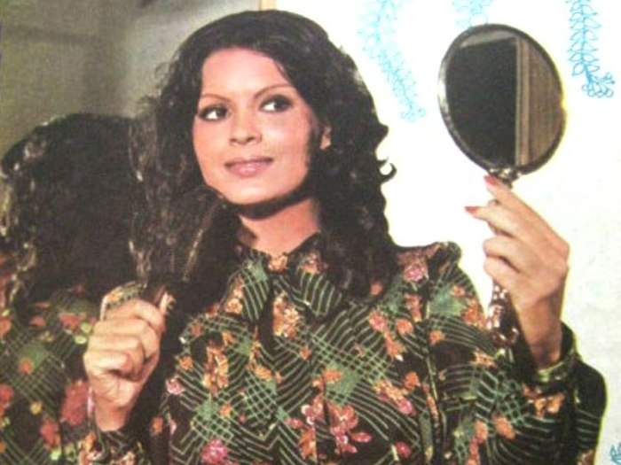 Королева Болливуда 1970-х гг. Зинат Аман | Фото: top-antropos.com