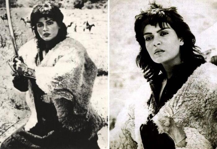 Актриса в юности | Фото: top-antropos.com