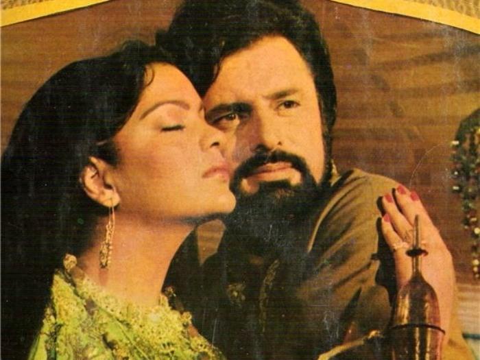 Санджай Кхан и Зинат Аман в фильме *Абдулла*, 1980 | Фото: kinoistoria.ru