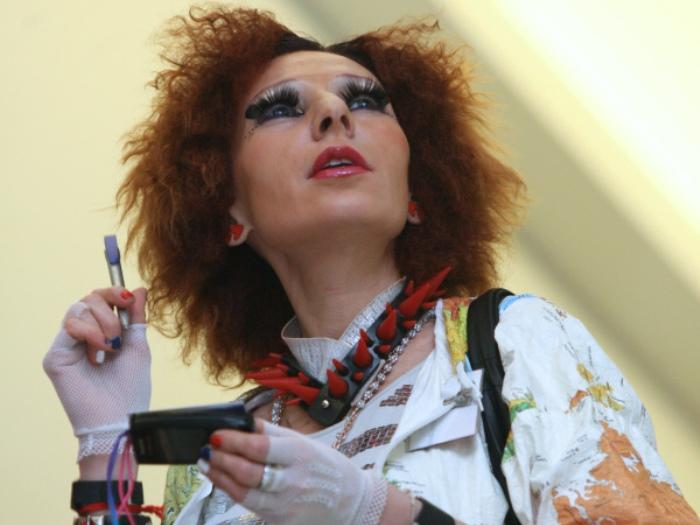 Самая загадочная звезда российской эстрады | Фото: anews.com