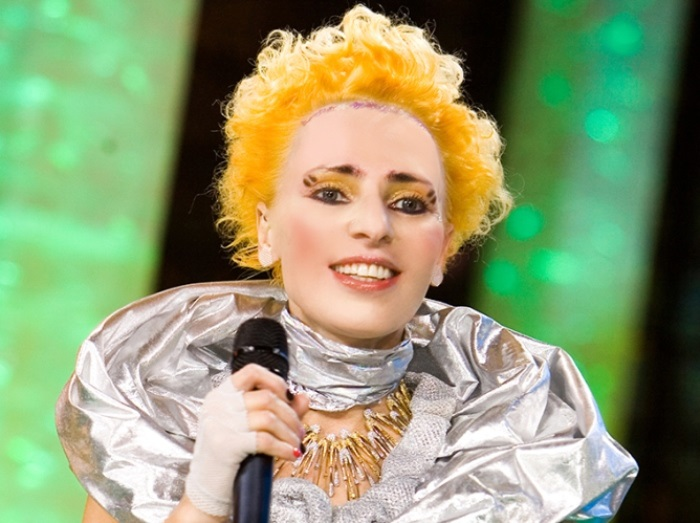 Самая загадочная звезда российской эстрады   Фото: jtimes.ru