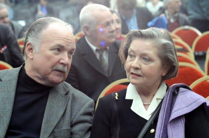 Жанна Болотова и Николай Губенко | Фото: goodhouse.ru