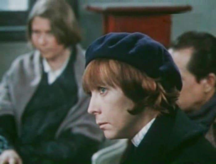 Кадр из фильма *Цемент*, 1973 | Фото: kino-teatr.ru