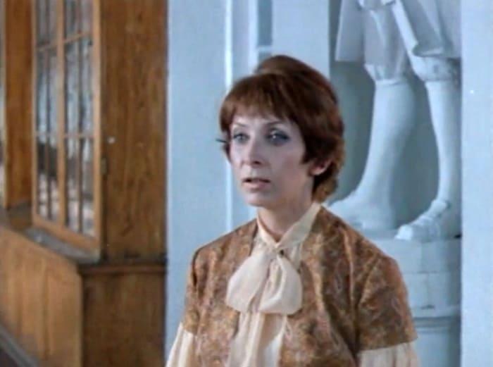 Жанна Сухопольская в фильме *Сержант милиции*, 1974 | Фото: kino-teatr.ru