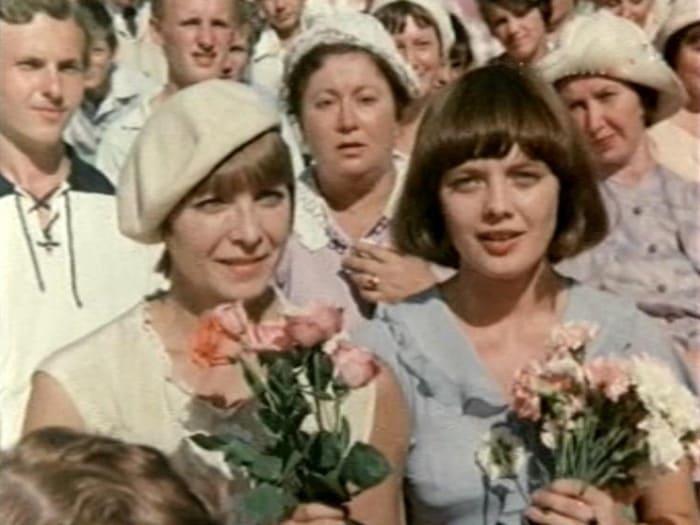 Кадр из фильма *В старых ритмах*, 1982 | Фото: kino-teatr.ru