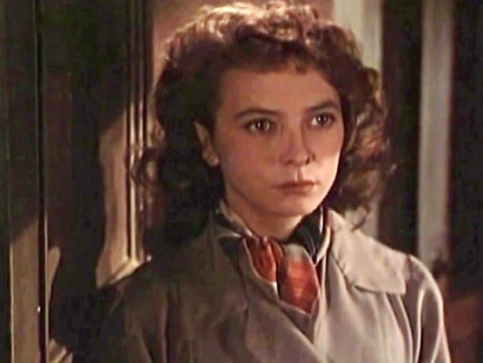 Жанна Сухопольская в фильме *Четверо*, 1957 | Фото: kino-teatr.ru