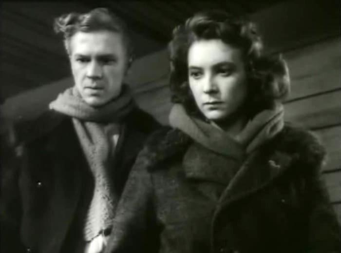 Кадр из фильма *Шторм*, 1957 | Фото: kino-teatr.ru