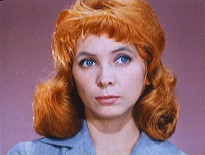 Жанна Сухопольская в фильме *Зайчик*, 1964 | Фото: kino-teatr.ru