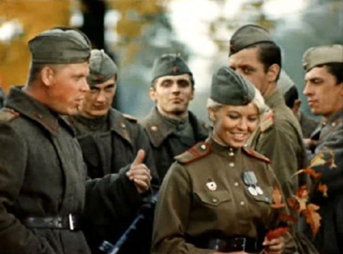 Кадр из фильма *Женя, Женечка и *Катюша*, 1967 | Фото: kino-teatr.ru
