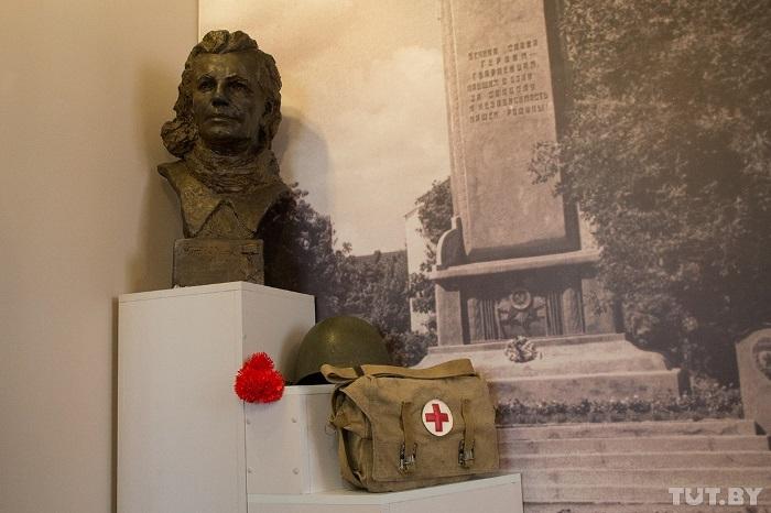 Дом-музей Зинаиды Туснолобовой в Полоцке | Фото: westki.info