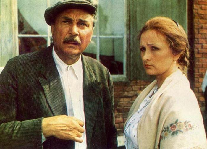Кадр из фильма *Судьба*, 1977 | Фото: biography-life.ru