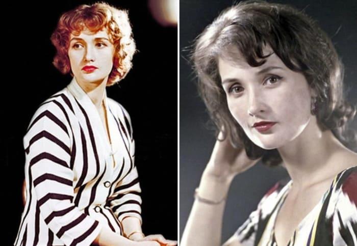 Одна из самых красивых советских актрис | Фото: kino-teatr.ru, 24smi.org