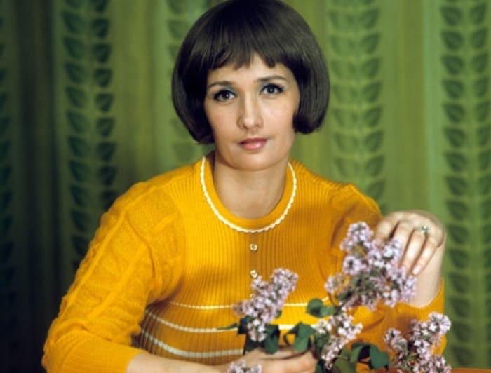 Актриса театра и кино Зинаида Кириенко | Фото: samsud.ru