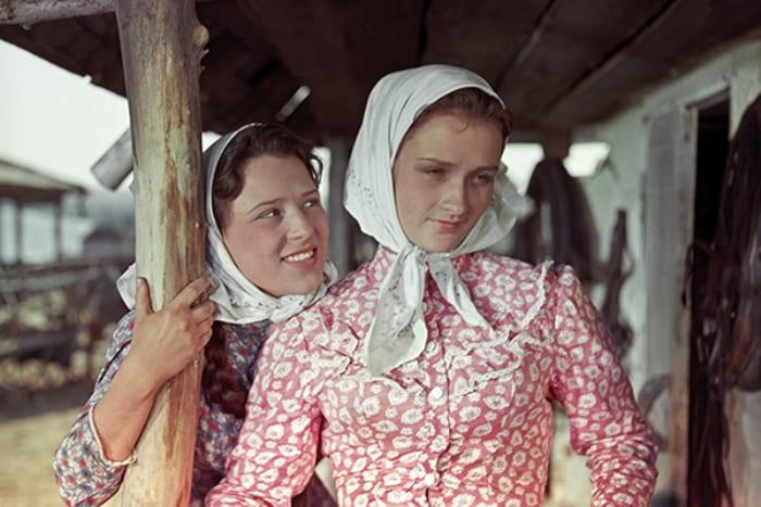 Кадр из фильма *Тихий Дон*, 1957 | Фото: rg.ru