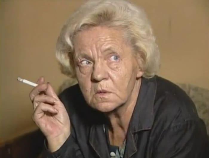 Зинаида Шарко в сериале *Бандитский Петербург-2*, 2000   Фото: kino-teatr.ru