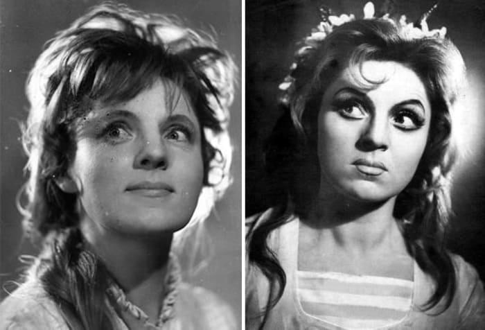 Актриса в молодости | Фото: kino-teatr.ru и 24smi.org