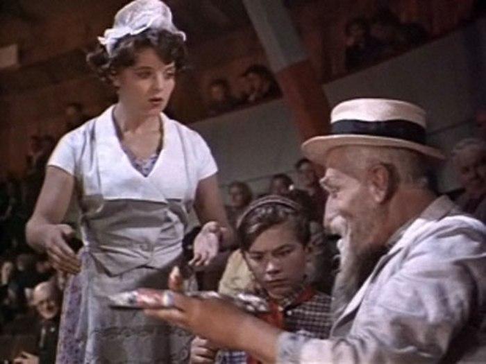 Кадр из фильма *Старик Хоттабыч*, 1956   Фото: kino-teatr.ru