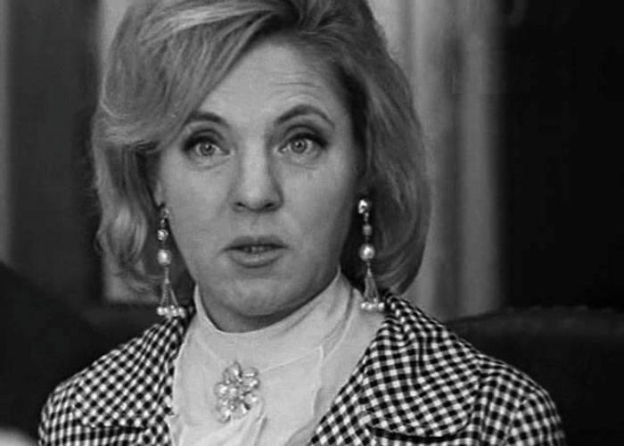 Зинаида Шарко в фильме *Долгие проводы*, 1971   Фото: rustars.tv