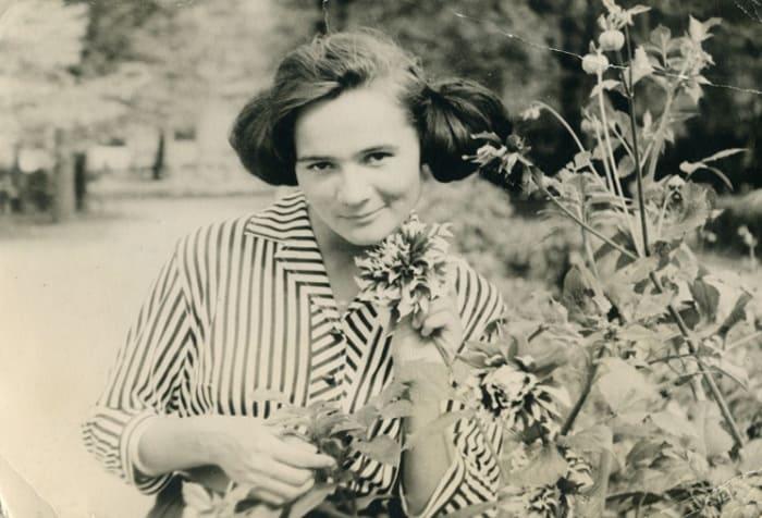 Актриса в молодости | Фото: portal-kultura.ru