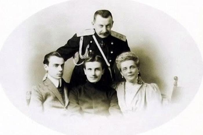 Семья Юсуповых | Фото: liveinternet.ru