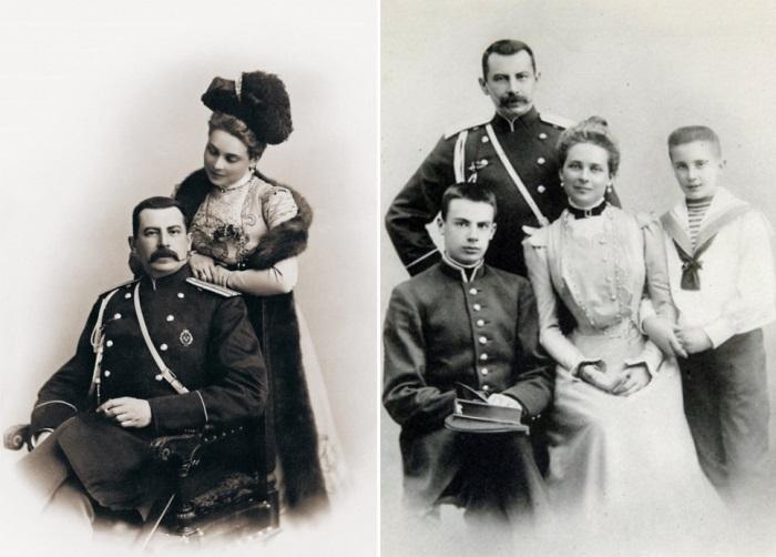 Княгиня Юсупова с семьей | Фото: liveinternet.ru