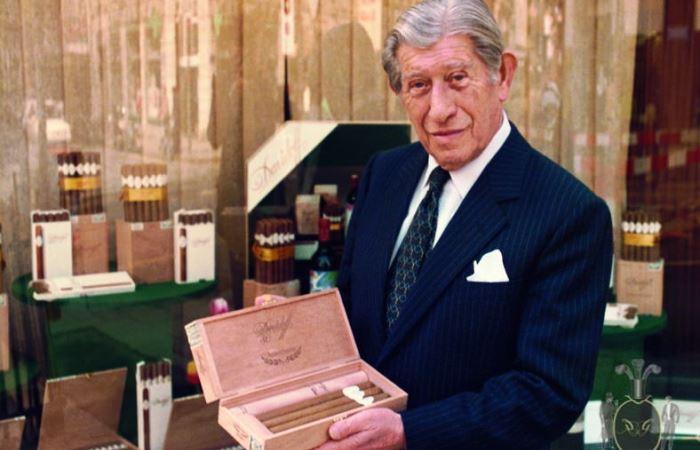 Владелец известного бренда Зино Давидофф | Фото: izbrannoe.com