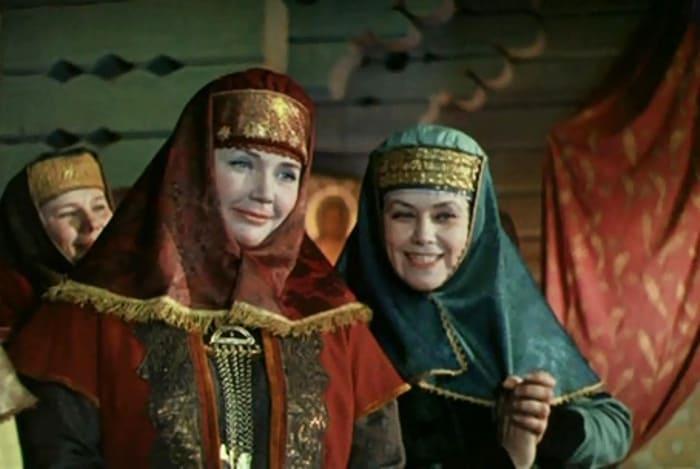 Актриса в *Сказке о царе Салтане*, 1966 | Фото: kino-teatr.ru