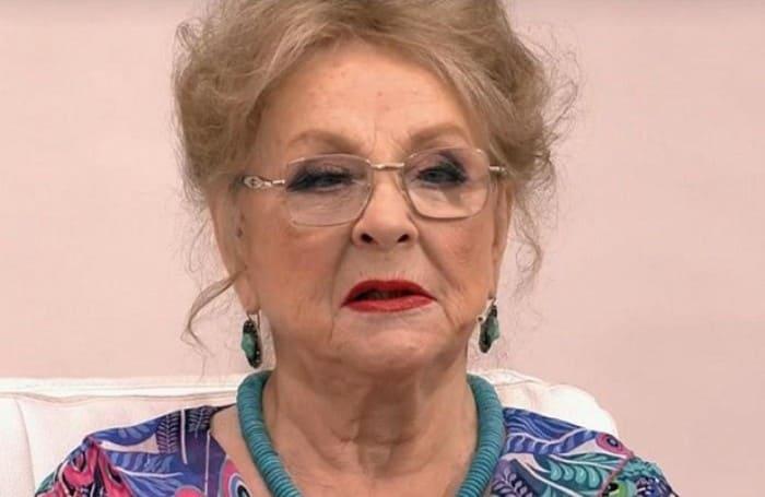 Актриса в 2019 г., в возрасте 90 лет | Фото: woman.rambler.ru