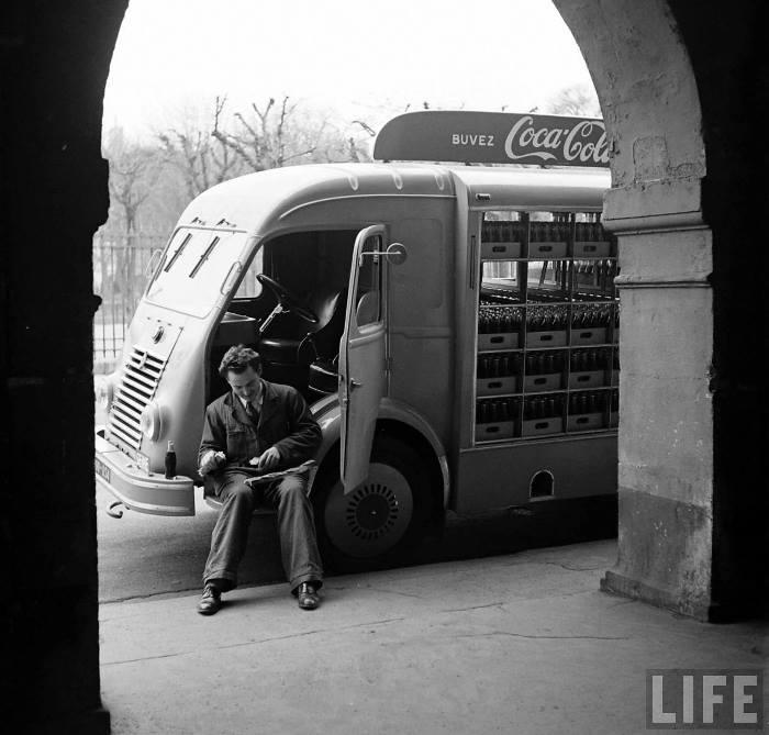 Доставка Кока-Колы