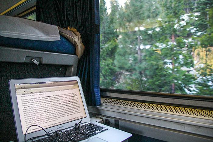 Поезд - лучший транспорт для путешествий