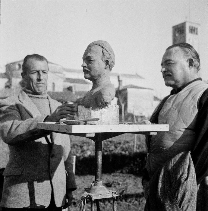 Хемингуэй, 1948