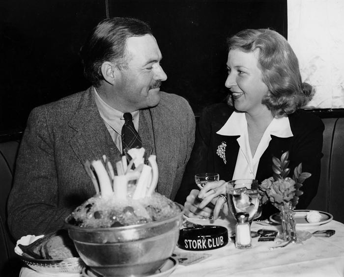 Эрнест и Марта Хемингуэй, 1941