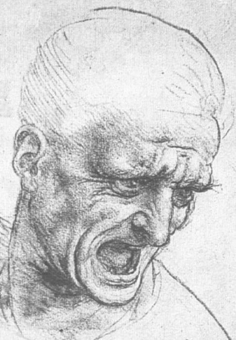 Копия *Битвы при Ангиари* Леонардо да Винчи