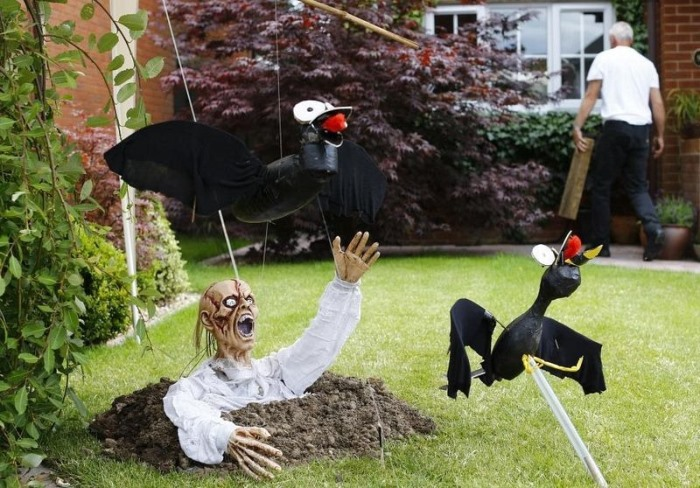 Фестиваль чучел. Scarecrow festival