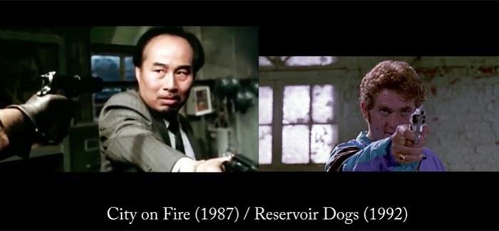Город в огне (1987) / Бешеные псы (1992)