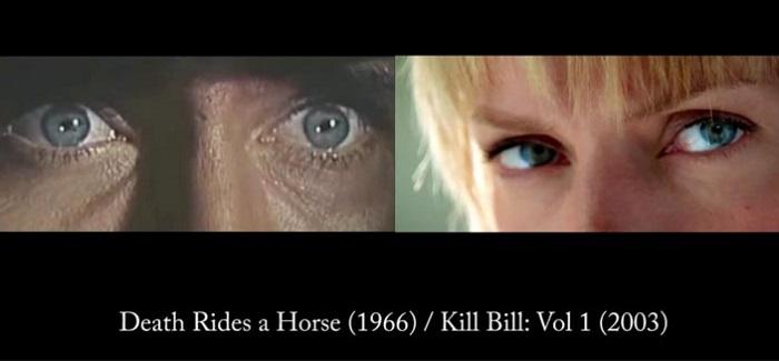 Театр смерти (1966) / Убить Билла (2002).