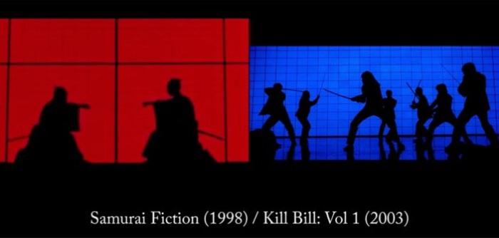 Самурайская история (1998) / Убить Билла (2002)