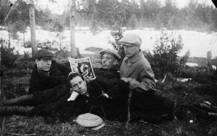 Неверовско-Слободская сельскохозяйственная артель «Завет Ленина». 18 апреля, 1934 года.