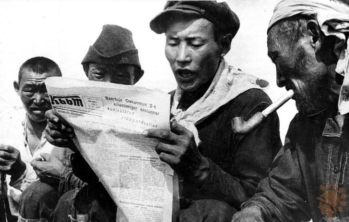 Собрание документальных снимков знаменитого советского фотографа Георгия Зельмы.