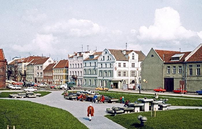 Литовская ССР в объективе неизвестного фотографа.