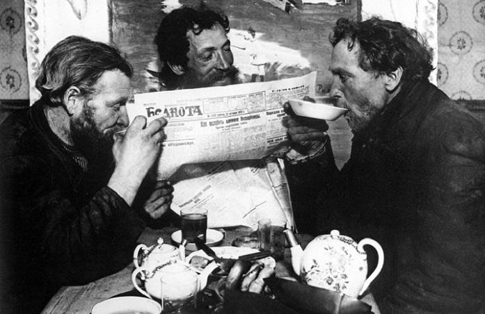 Россия после революции 1917 года в объективе фотографов-документалистов.