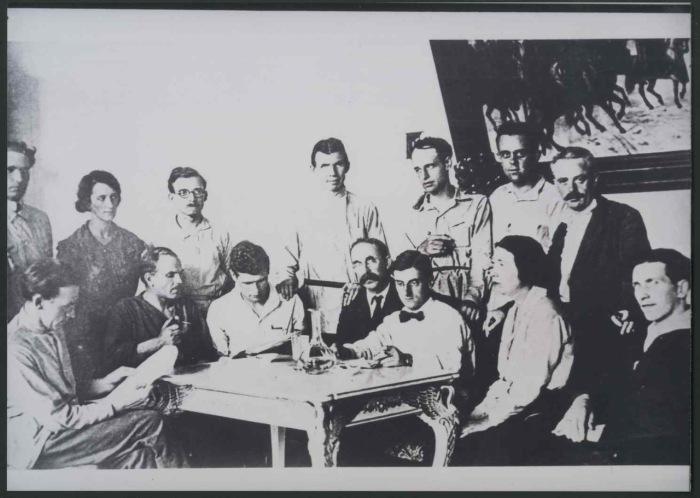 Второй конгресс Коммунистического интернационала в 1920 году.