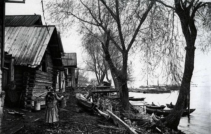 Дореволюционная Россия на документальных фотографиях Максима Дмитриева.