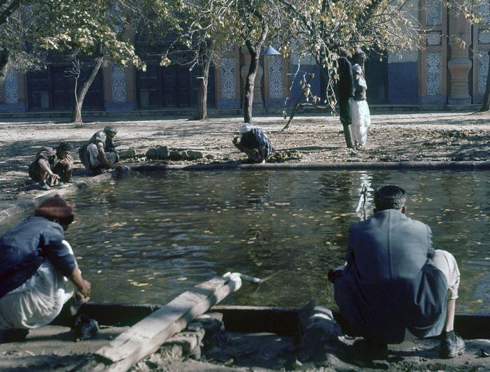 Кабул, Афганистан, ноябрь 1961 года.